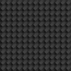 Vector Abstract Background. Seamless Minimalistic Black Geometri