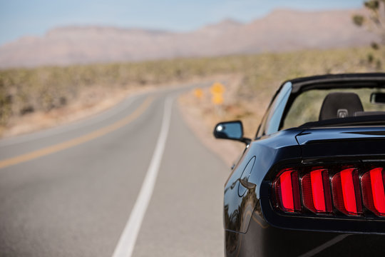 Convertible Roadtrip