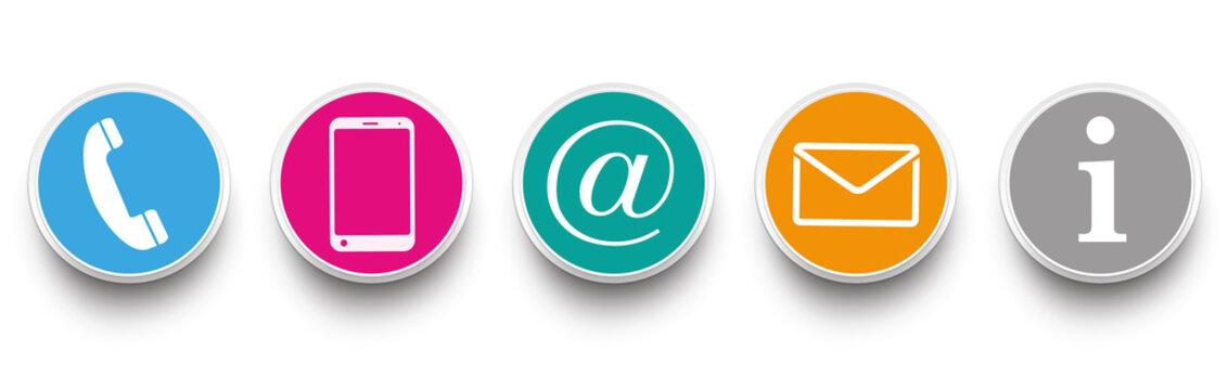 Contact Us Circles Information