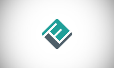 letter E company logo