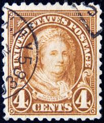 USA circa 4 cents 1923