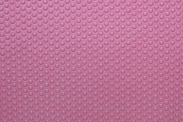 Аbstract pimple surface. Texture of convex discs. Pink