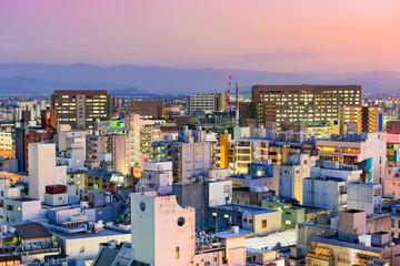 Kumamoto Japan Cityscape
