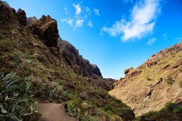 Beautiful Tenerife landscape - Masca Valley