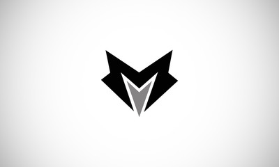 letter M business company logo