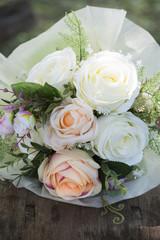 Rose Wedding Flower