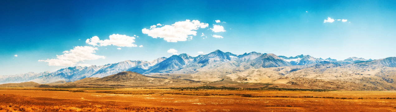 Bishop - California - Mountain view