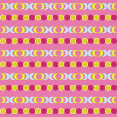 Ethnic boho seamless pattern. Print. Repeating background. Print. Cloth design, wallpaper.