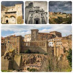 Borgo medievale di Pitigliano