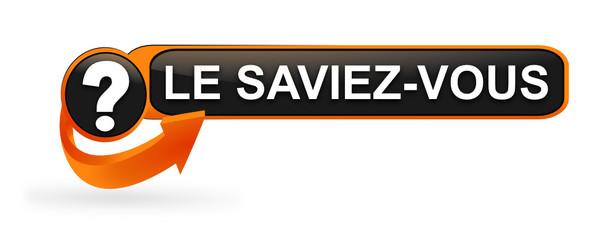 le saviez-vous sur bouton web design orange