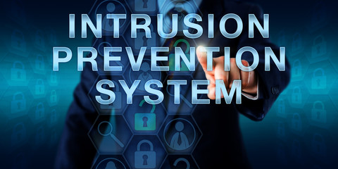 Specialist Touching INTRUSION PREVENTION SYSTEM
