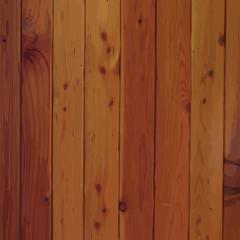 Grunge wood plank vector texture