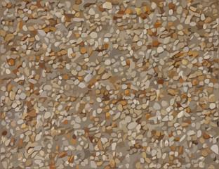 Stone plaster vector texture