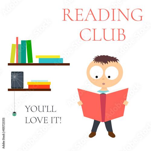 kids reading club poster children reading club readers club
