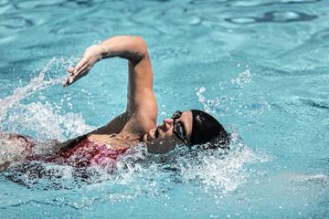 Swimming stroke