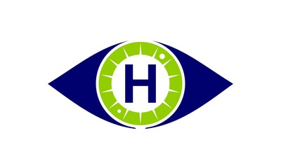 Eye Care Solutions Letter H