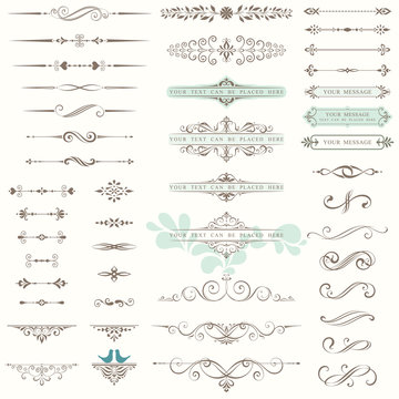 Ornate Design Set