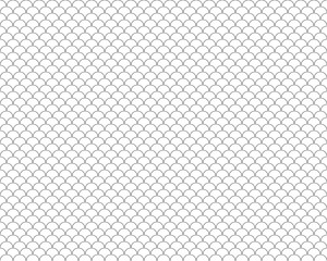 fish scales seamless background