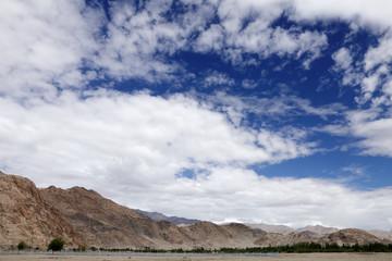 Beautiful Landscape, Leh-Ladakah