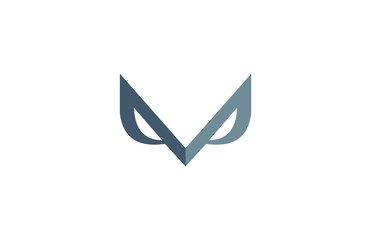 m business eagle eye logo