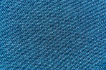 The texture of gray woolen knitted fabric