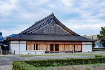 兵庫 篠山城跡 大書院 Sasayama castle