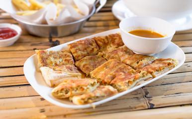 Roti Mataba,Food of Muslim
