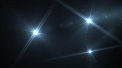 Concert background lights