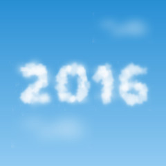 Clouds with 2016