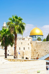 Israel. Jerusalem. The temple mount