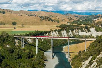 Rangitikei River Trestle Bridge