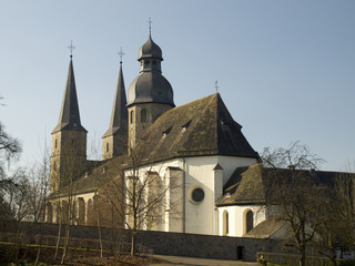 Marienmünster Kirche