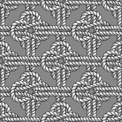 Crossed sailor knot