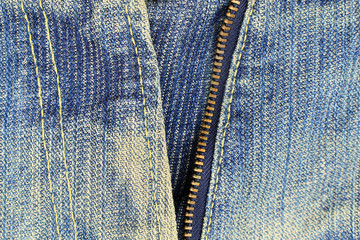 Texture background of jeans