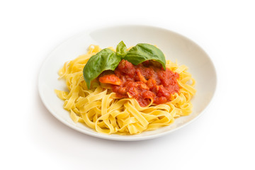 Tagliatelle al ragù di carne, Pasta Italiana