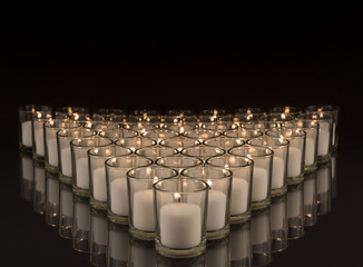 Votive Candlelight