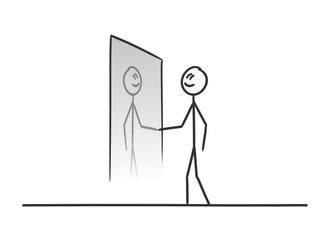 sm spiegelbild I