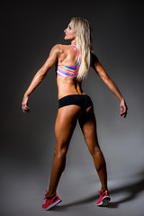 Female Fitness Bodybuilder