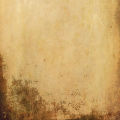 vintage abstract grunge old sheet of paper background