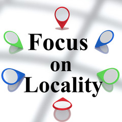 Focus on Locality concept