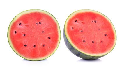 slice watermelon