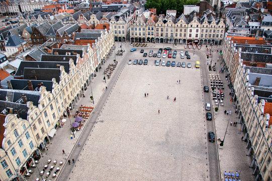 Grand Place Arras