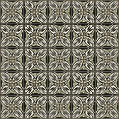 Traditional hindu mosaics