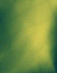 Green graphic abstract background