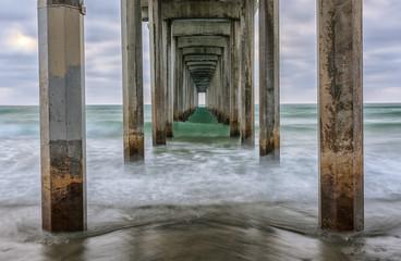 Scripps Pier- La Jolla, California