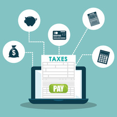 Tax document design