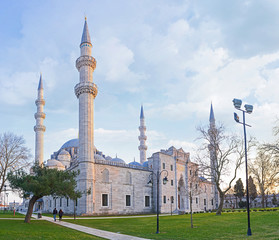 The Ottoman imperial mosque