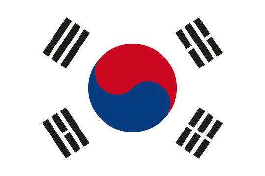 South Korea flag Vector. South Korea flag JPEG. South Korea flag Object. South Korea flag Picture. South Korea flag Image. South Korea flag Graphic. South Korea flag Art. South Korea flag EPS10