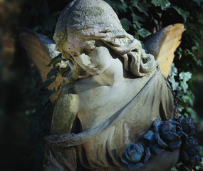 angel (Cemetary architectures - Europe)