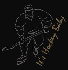 Hockey label